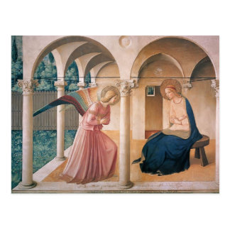 Carte Postale Annonce d'ATF Angelico-