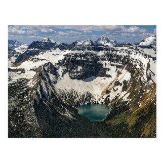 Carte Postale Antenne de lac Warderman