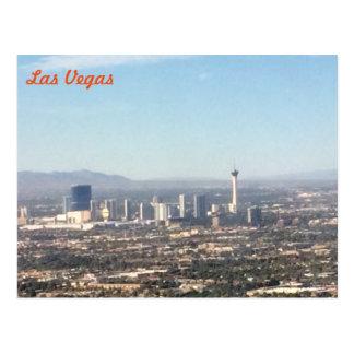 Carte Postale Antenne de Las Vegas