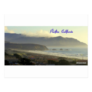 Carte Postale Antenne de Pacifica