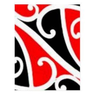 Carte Postale aotearoa maori