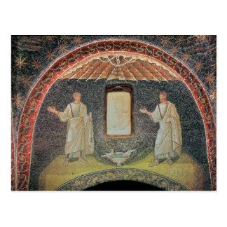 Carte Postale Apôtres, 5ème siècle (mosaïque)