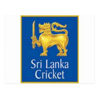 Carte Postale Appui Sri Lanka !