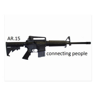 Carte Postale ar 15 connecting people