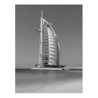 Carte Postale Arabe d'Al de B&W Burj