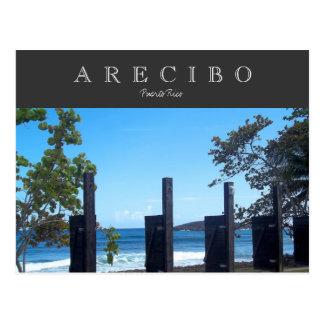 Carte Postale Arecibo, Porto Rico