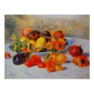 Carte Postale Art de cru de Renoir