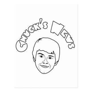 Carte Postale Art de fan de Dreyer de mandrin pour les nouvelles