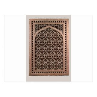 Carte Postale Art de Mughal