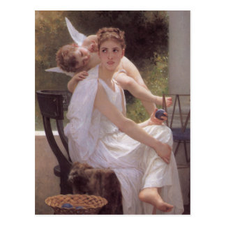 Carte Postale Art de William Adolphe Bouguereau