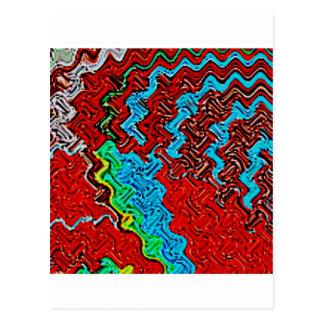 Carte Postale Art Muse