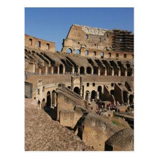 Carte Postale Art. romain. Le Colosseum ou le Flavian