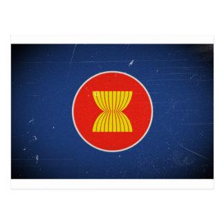 CARTE POSTALE ASEAN