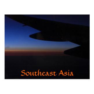 Carte Postale Asie du Sud-Est