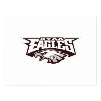Carte Postale Association sportive Ryaa Eagles de la jeunesse de