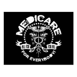 Carte Postale Assurance-maladie pour tout le monde