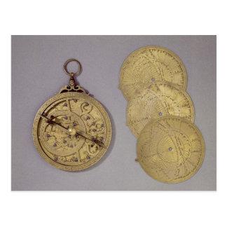 Carte Postale Astrolabe, 1216