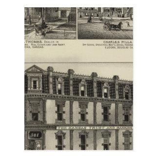 Carte Postale Atchison, le Kansas