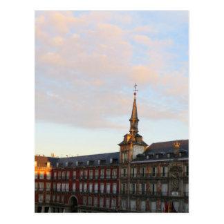 Carte Postale Aube à Madrid