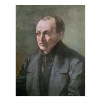 Carte Postale Auguste Comte