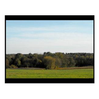 Carte Postale Automne de ~ dans le ~ 19 du comté de Lancaster