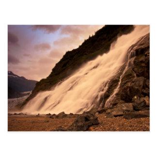 Carte Postale Automnes de glacier de Mendenhall