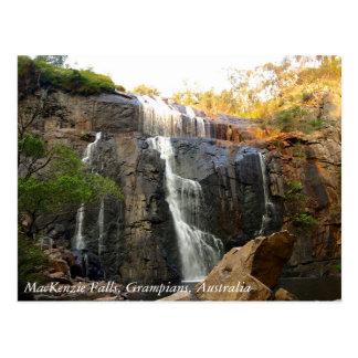 Carte Postale Automnes du Mackenzie, Grampians, Australie