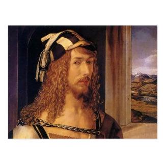 Carte Postale Autoportrait d'Albrecht Durer