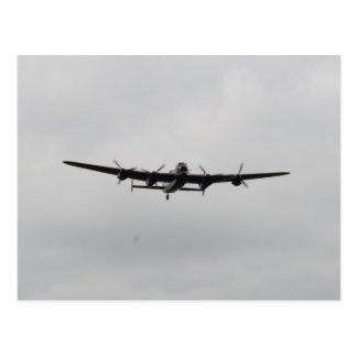 Carte Postale Avro Lancaster