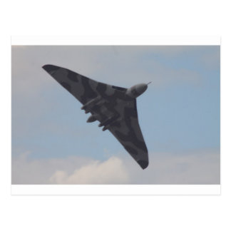 Carte Postale Avro Vulcan XH558