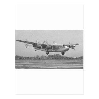 Carte Postale Avro York