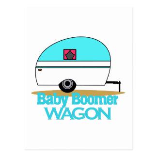 Carte Postale Baby boomer