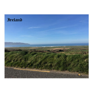 Carte Postale Baie de Brandon, point de Brandon, Kerry, Irlande