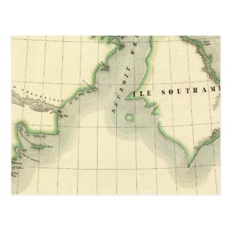 Carte Postale Baie de Hudson 17