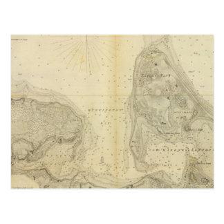 Carte Postale Baie de Huntington