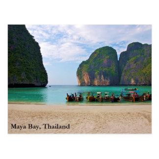 Carte Postale Baie de Maya, Thaïlande