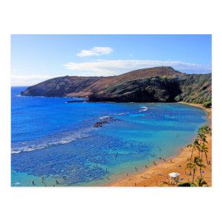 Carte Postale Baie profonde de Hanauma, Honolulu, Oahu