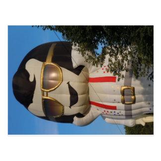 Carte Postale Ballon à air chaud à Binghamton, NY