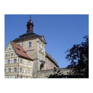 Carte Postale Bamberg