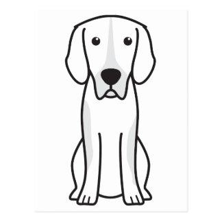 Carte Postale Bande dessinée de chien de Billy