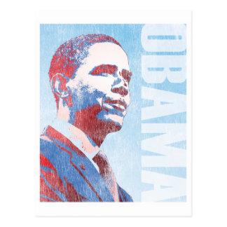 Carte Postale Barack Obama '08