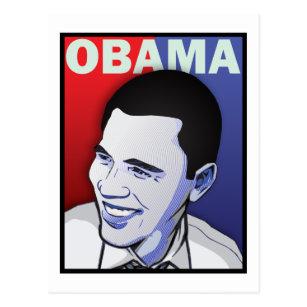 Carte Postale Barack Obama - celui-là