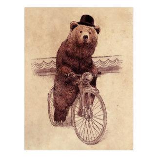 Carte Postale Barnabus