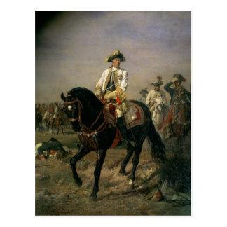 Carte Postale Baron Ernst von Laudon de maréchal de champ