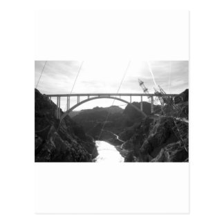 Carte Postale Barrage de Hoover