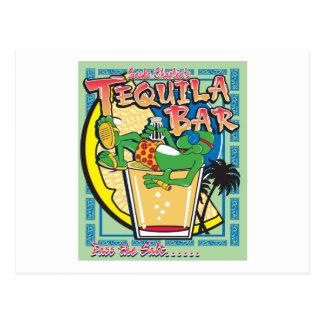 Carte Postale Barre de margarita de Charlies de Gecko