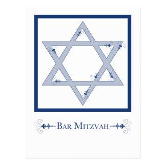 Carte Postale Barre Mitzvah