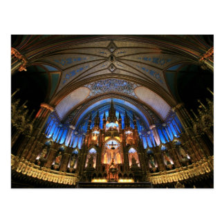 Carte Postale Basilique de Notre-Dame