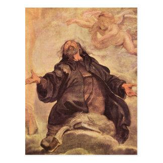 Carte Postale Basilius par Paul Rubens