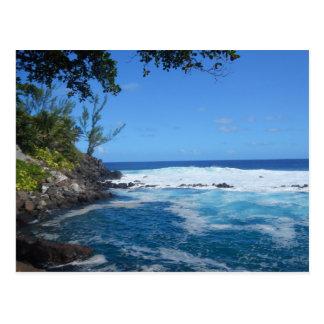 Carte Postale Bassin de Manapany (Ile de la Réunion)